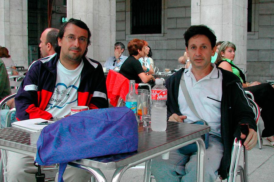 A la espera en Santander