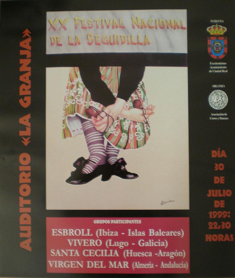 Festival Nacional de la seguidilla (2000)