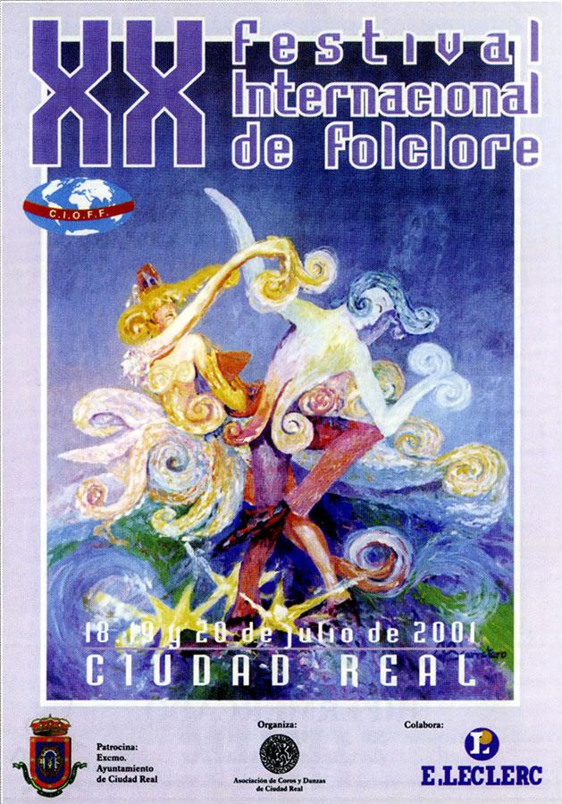 XX Festival Internacional (2001)