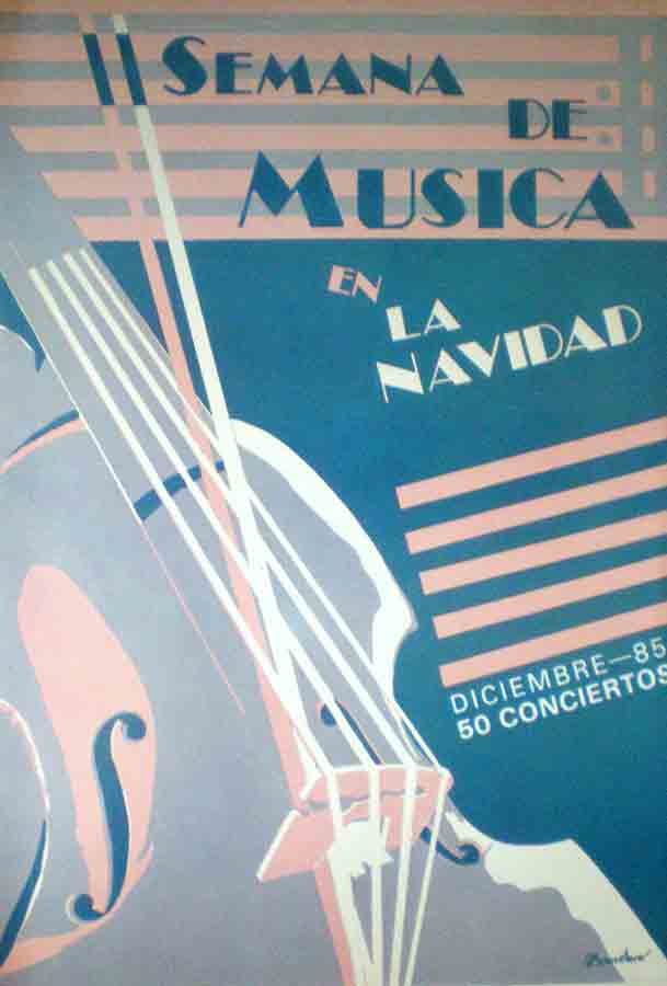 Semana de la Música en la navidad (1985)