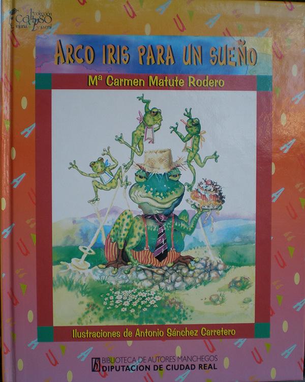 Portada Arco iris para un sueño (1999)
