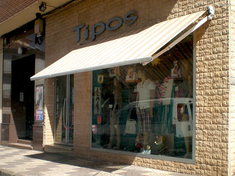Reforma de la tienda de ropa Tipos